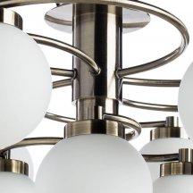 Люстра в форме шара Arte Lamp Cloud A8170PL-9AB