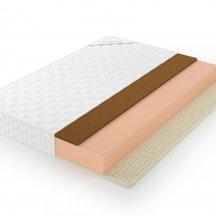 Беспружинный матрас Lonax foam latex cocos 2 200x190