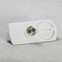 Трековый светильник однофазный Lussole Track Lights LSF-1156-01-TAW