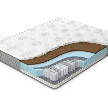 Орматек Comfort Duos Soft/Middle (Brown) 90x220 кокос латекс