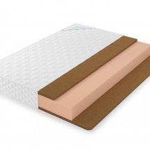 Беспружинный матрас Lonax foam cocos 3 plus 180x200