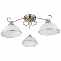 Потолочная люстра Arte Lamp Beatrice A1221PL-3AB
