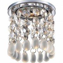 Точечный встраиваемый светильник Novotech Jinni 369779