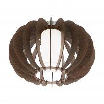Потолочный светильник из дерева Eglo Stellato 3 95589
