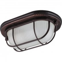 Настенно-потолочный светильник Feron НБО 0460022 11576 в стиле Лофт