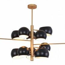 Подвесная люстра Lussole Loft Kenora LSP-8301