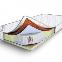Lonax Cocos-Medium Econom S1000 80x190 односпальный