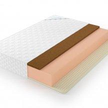 Матрас Lonax foam latex cocos 3 max 90x190, беспружинный