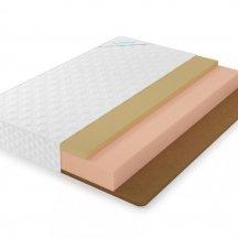 Беспружинный матрас Lonax foam cocos memory 3 plus 90x190