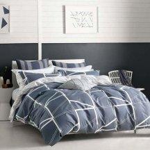 Мужское постельное белье Twill TPIG6-1096 евро 4 наволочки