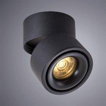 Светодиодный спот Arte Lamp Arcturus A7715PL-1BK итальянский