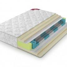 Мягкий матрас Lonax latex pro Tfk 80x200
