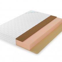 Беспружинный матрас Lonax foam cocos memory 2 plus 120x200