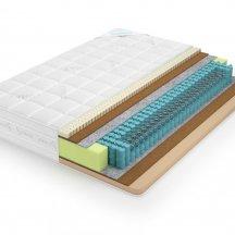 Lonax memory-latex medium TFK 200x200 кокос латекс