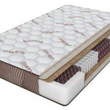 Кокосовый матрас Askona Terapia Quadra 160x186