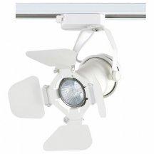 Трековый светильник однофазный Crystal Lux CLT 0.31 003 WH