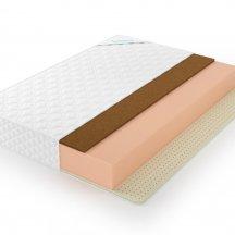 Матрас Lonax foam latex cocos 2 max 200x190, беспружинный