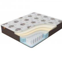 Матрас Орматек Orto Premium Soft (Brown Lux) 200x200, латексный