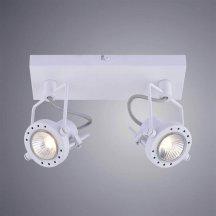 Настенно-потолочный светильник Arte Lamp Costruttore A4300AP-2WH