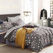Красивое постельное белье Twill TPIG2-576-70 двуспальное