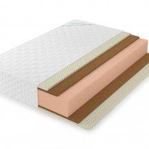 Матрас Lonax foam strong medium max plus 200x190, беспружинный
