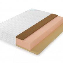 Матрас Lonax foam cocos memory 3 max plus 80x200, беспружинный