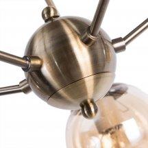 Люстра для кухни Arte Lamp Enigma A3133PL-5AB