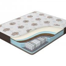 Орматек Comfort Duos Middle/Hard (Brown) 200x190