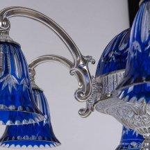 Торшер Bohemia Ivele 72009TP/6/175 NW P2 D Clear-Blue/H-1I FA1S