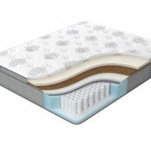 Орматек Orto Premium Middle (Grey Lux) 90x220 пружинный