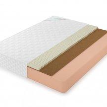 Матрас Lonax foam medium max 80x190, беспружинный
