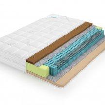 Двусторонний матрас Lonax memory-cocos S1000 200x190