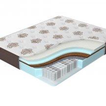 Кокосовый матрас Орматек Comfort Prim Middle Plus (Brown) 180x200