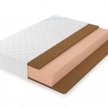 Беспружинный матрас Lonax foam cocos 3 max plus 200x190