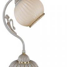 Настольная лампа в спальню классика Reccagni Angelo 9670 P 9670