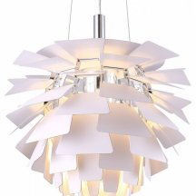 Подвесная люстра Arte Lamp Botticelli A8008SP-1WH в современном стиле