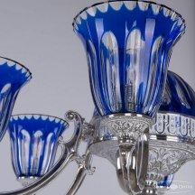 Торшер Bohemia Ivele 72009TP/6/175 NW P2 U Clear-Blue/H-1H FL3S