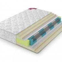 Мягкий матрас Lonax latex pro S1000 120x200