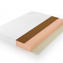 Беспружинный матрас Lonax roll latex cocos 200x190