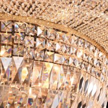 Потолочная люстра Maytoni Diamant Crystal DIA100-CL-42-G