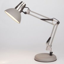 Настольная лампа Eurosvet Worker 01034/1 серый