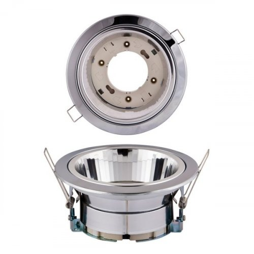 Точечный светильник  GX53/H-2R CHROME