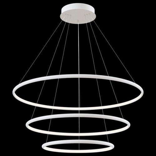 Подвесной светодиодный светильник Maytoni Nola MOD807-PL-03-110-W