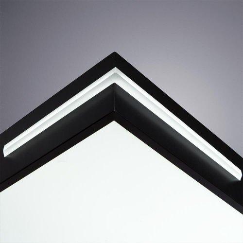 Потолочный светодиодный светильник Arte Lamp Multi-Piazza A8091PL-1BK