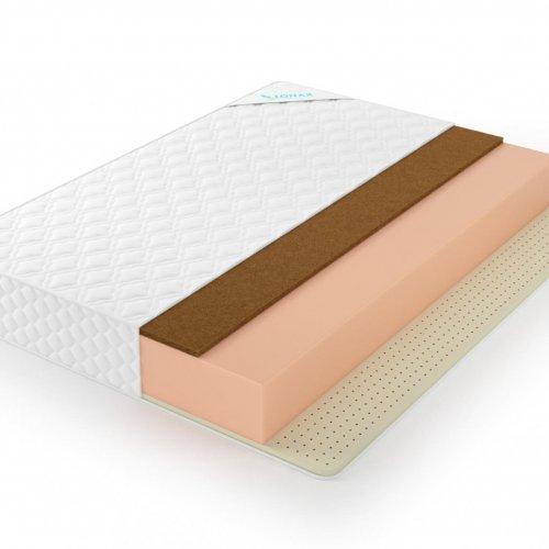 Lonax foam latex cocos 2 max 160x200