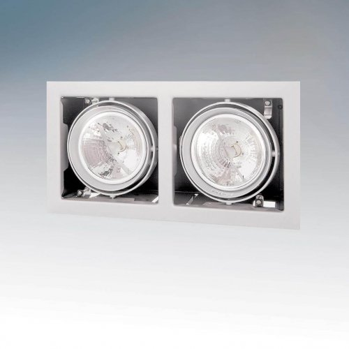 Точечный встраиваемый светильник Lightstar Cardano 214120