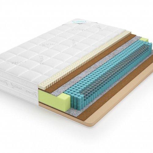 Lonax memory-latex medium S1000 160x200